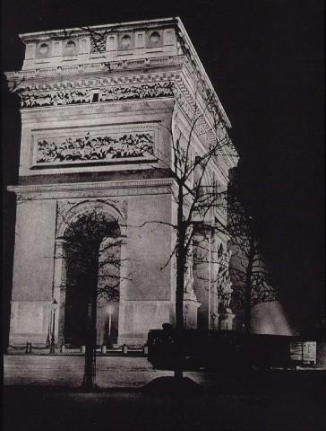 Arc de Triomphe, 1933