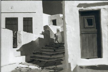 Sifnos, Grèce, 1953