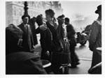 Le baîser de l'hotel de ville, Paris IV - 1950
