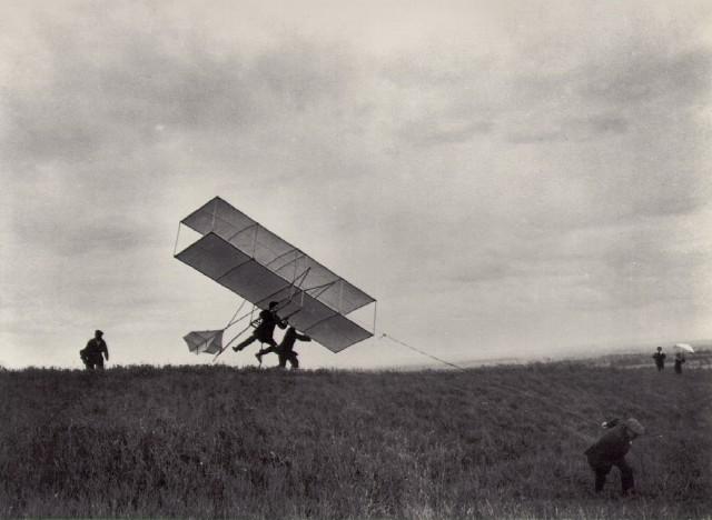 Le décollage du ZYX 24, Rouzat, 1910